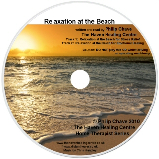 Relaxation at the Beach, a CD by Philip Chave