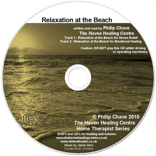 Order your Relaxation at the Beach CD today, a product by Philip Chave