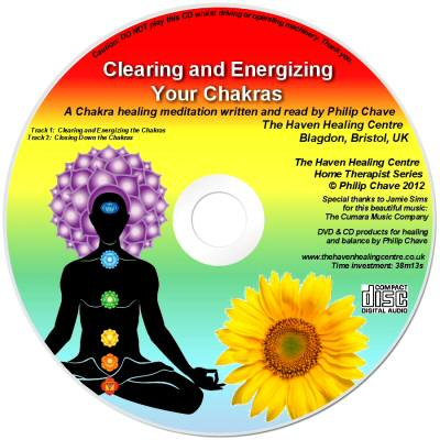 The Chakra Clearing, Cleansing and Energizing CD