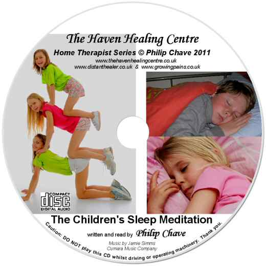 Growing Pains in Childhood Relaxation CD