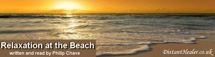 Relaxation at the Beach, Written and read by Philip Chave