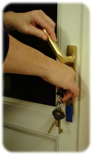 Obsessive About Checking Door Locks? Phil Chave is an Emotional Freedom Technique Therapist.