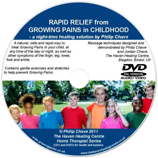 Growing Pains in Childhood DVD