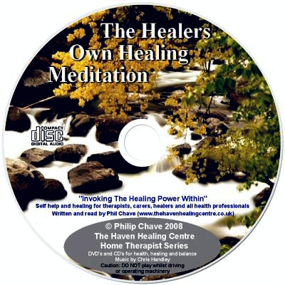 Order your Healing Meditation CD today