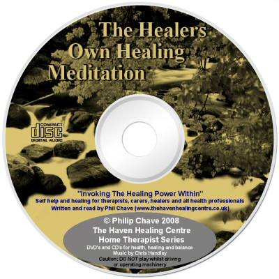 Order your Therapists Healing CD today, a product by Philip Chave