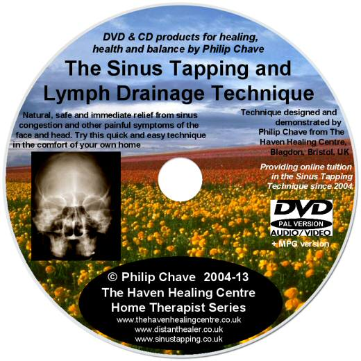 The Sinus Tapping and Lymphatic Drainage Technique CD