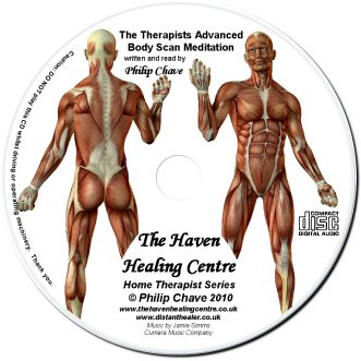 Order The Therapists Advanced Body Scan Meditation CD today
